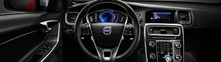 Volvo S60 S80 XC60 XC70 Dashboard header image