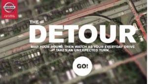 Nissan Detour