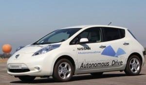 NissanAutonomousDrive