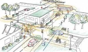 UM Autonomous Driving Track