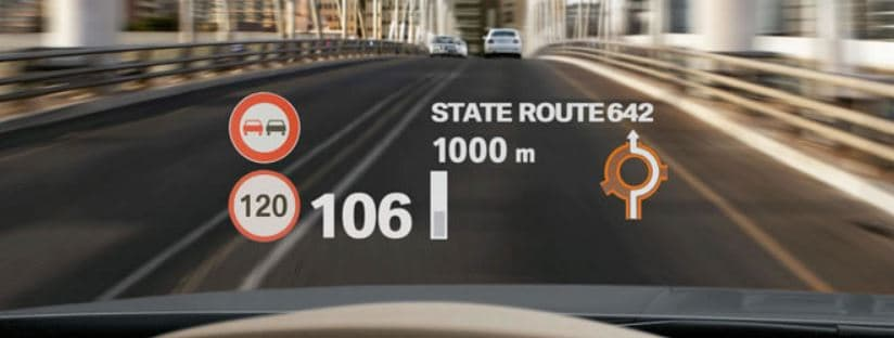 Heads Up For The Head Up Display Market In Cars Auto