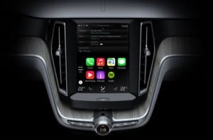 VolvoCarPlay