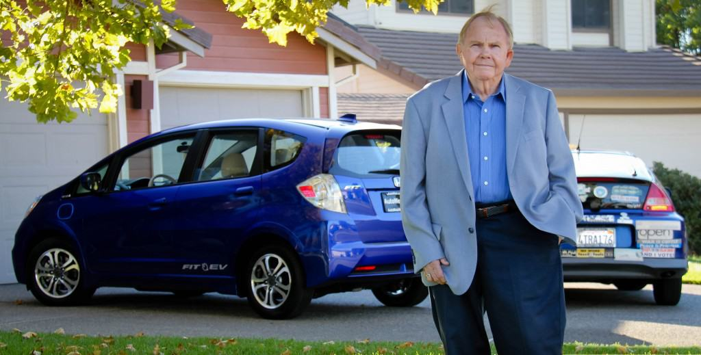 UC Davis' Dr. Andy Burke drives an EV and explains why the batteries are safe.