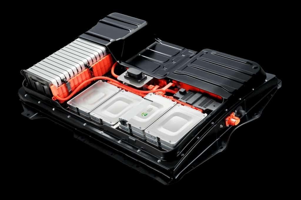 Nissan Leaf batteries are protected and safe.