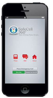 SafeCell360iPhoneapp