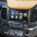 Chevy MyLink App in dash