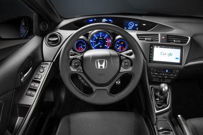 Honda_Civic_ANdroid_infotainment_Paris_Motor_Show