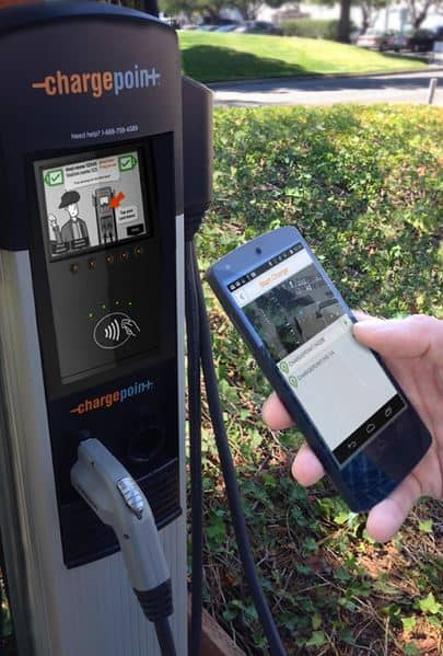 chargepoirntapp
