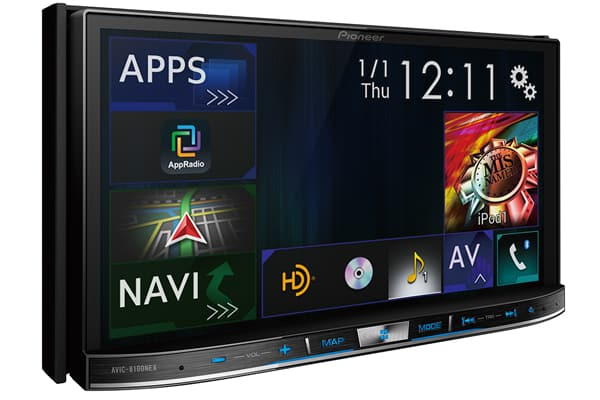 Pioneer Nex 8100 Android , CarPlay and MirrorLink