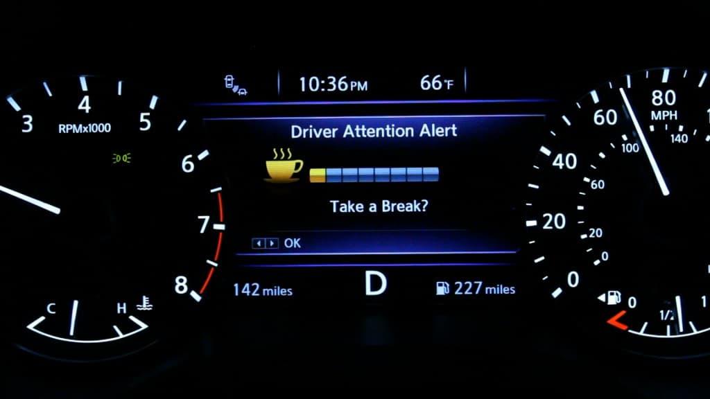 DriverAttnAlert