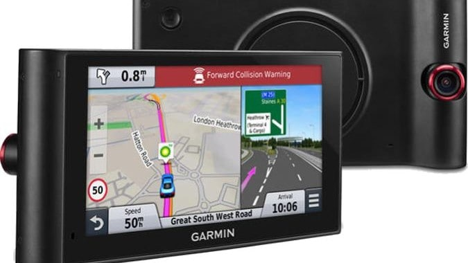 Garmin nuviCam LMTHD All-In-One Car GPS Navigation