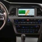 Android Auto in the 2015 Hyundai Sonata