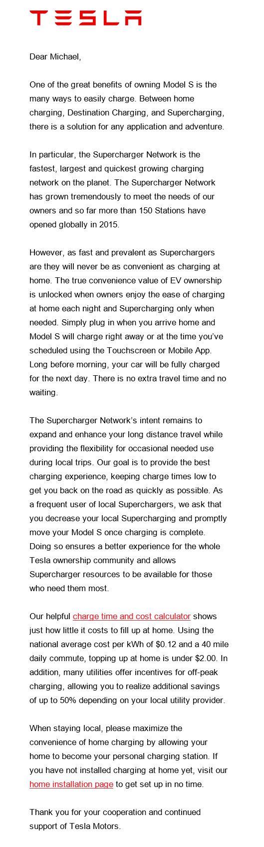 Tesla-letter