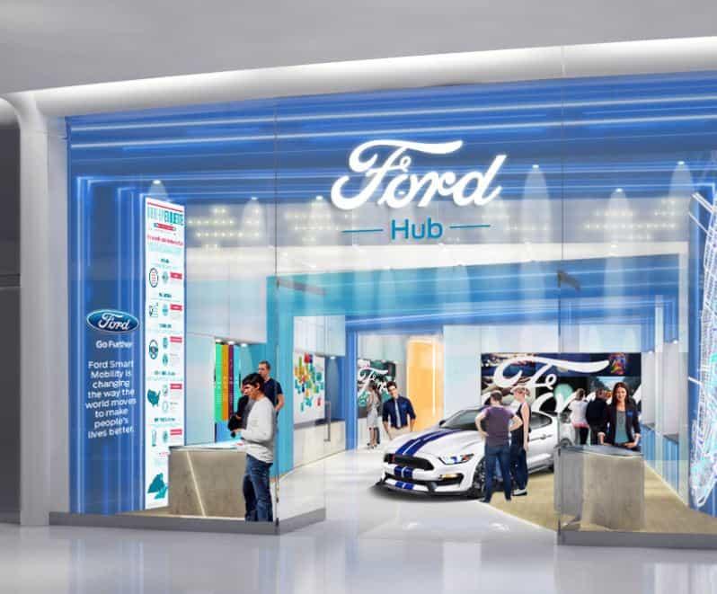FordHub
