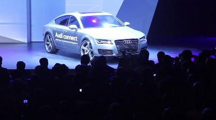 Audi of America and AT&T announced new data plans for the all-new 2015 A3 sedan, which debuts this month, and will enable the first-ever in-vehicle 4G LTE data connection in North America.
