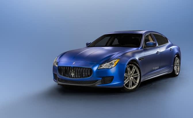 QNX-Maserati
