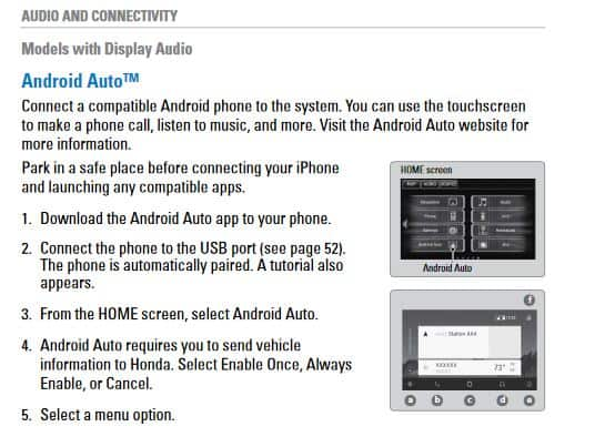 Android Auto Install