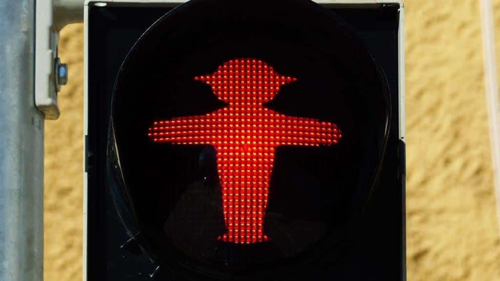 trafficredperson