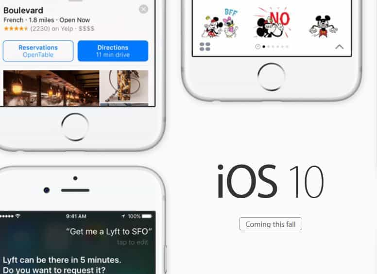 iOS10coming