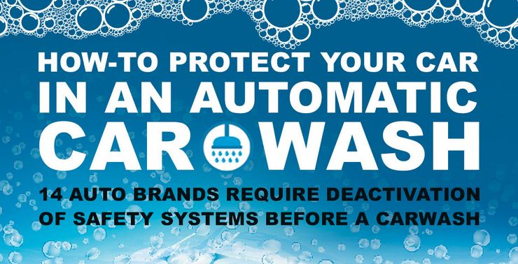 AEB & self-driving features cause car wash problems | auto ...