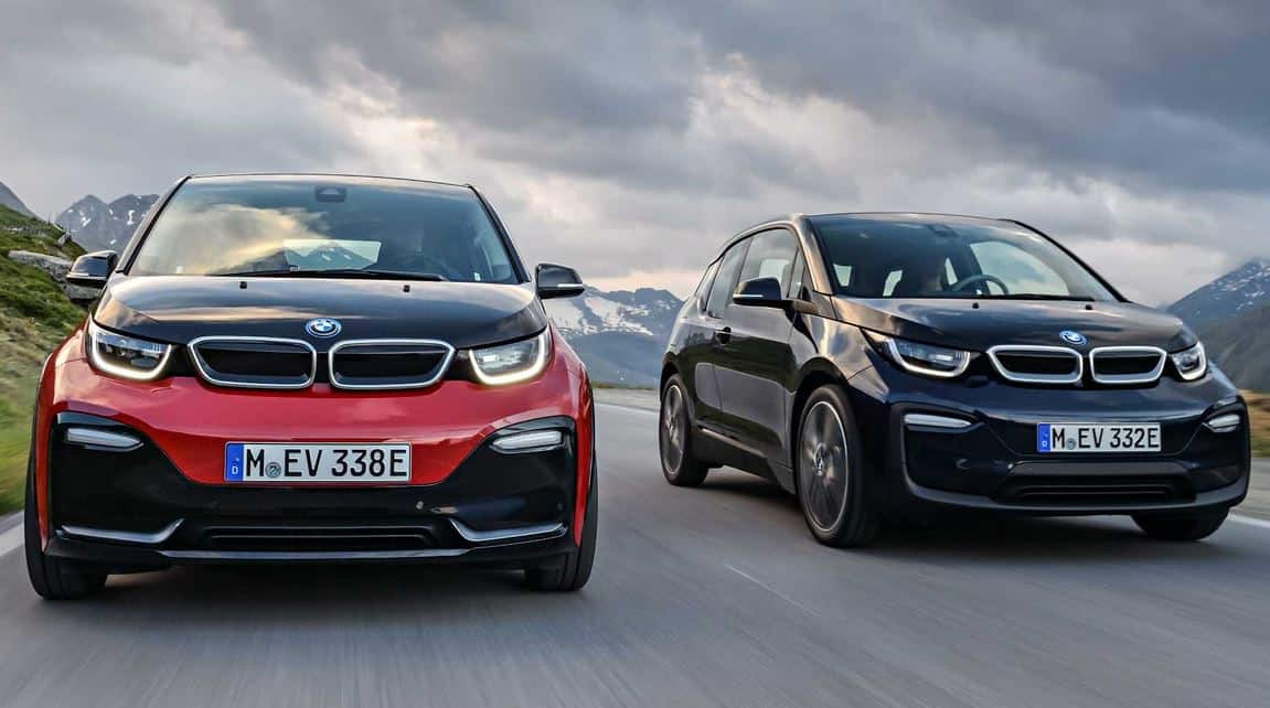 New 2018 Bmw I3 Sportier Spoiler Carplay Texts E Mails And Range Extender Alert Auto Connected Car News