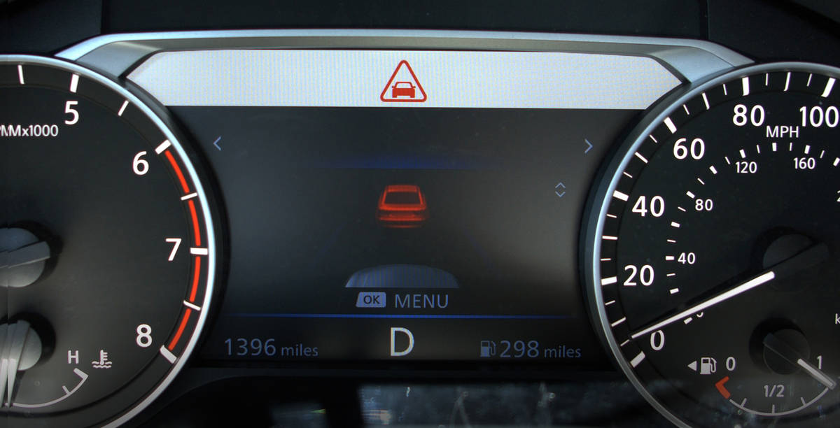 Is Your Nissan Automatic Emergency Braking Broken With Sensor Radar Problems What To Do Auto Connected Car News