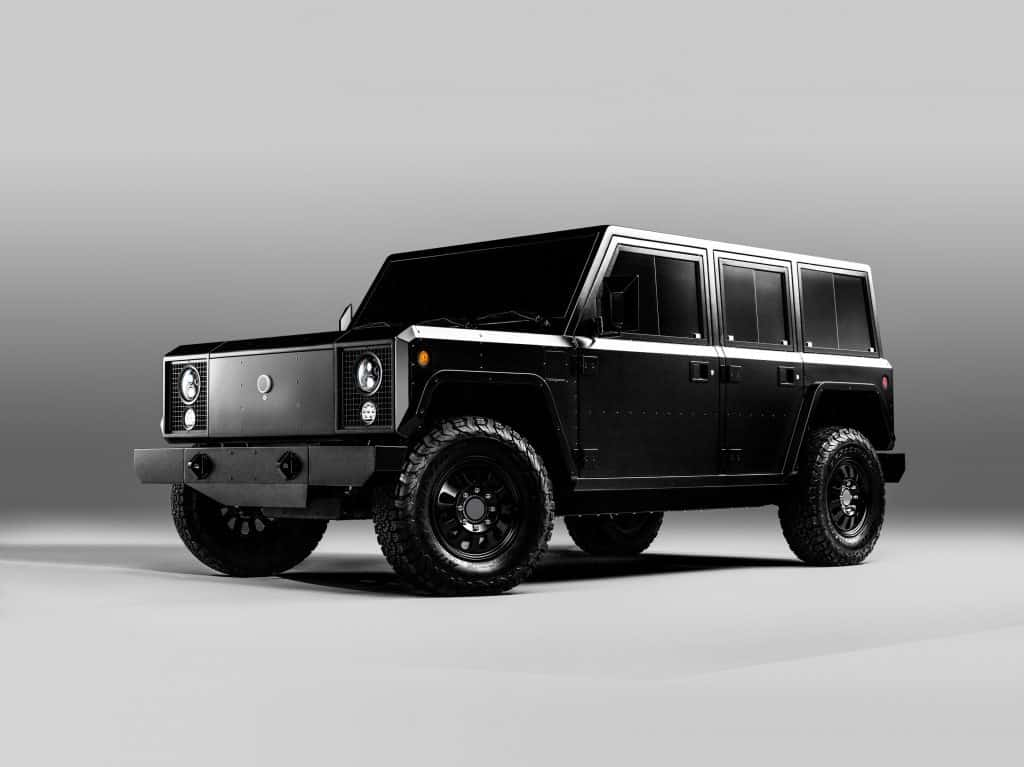 Bollinger Motors Electric Truck