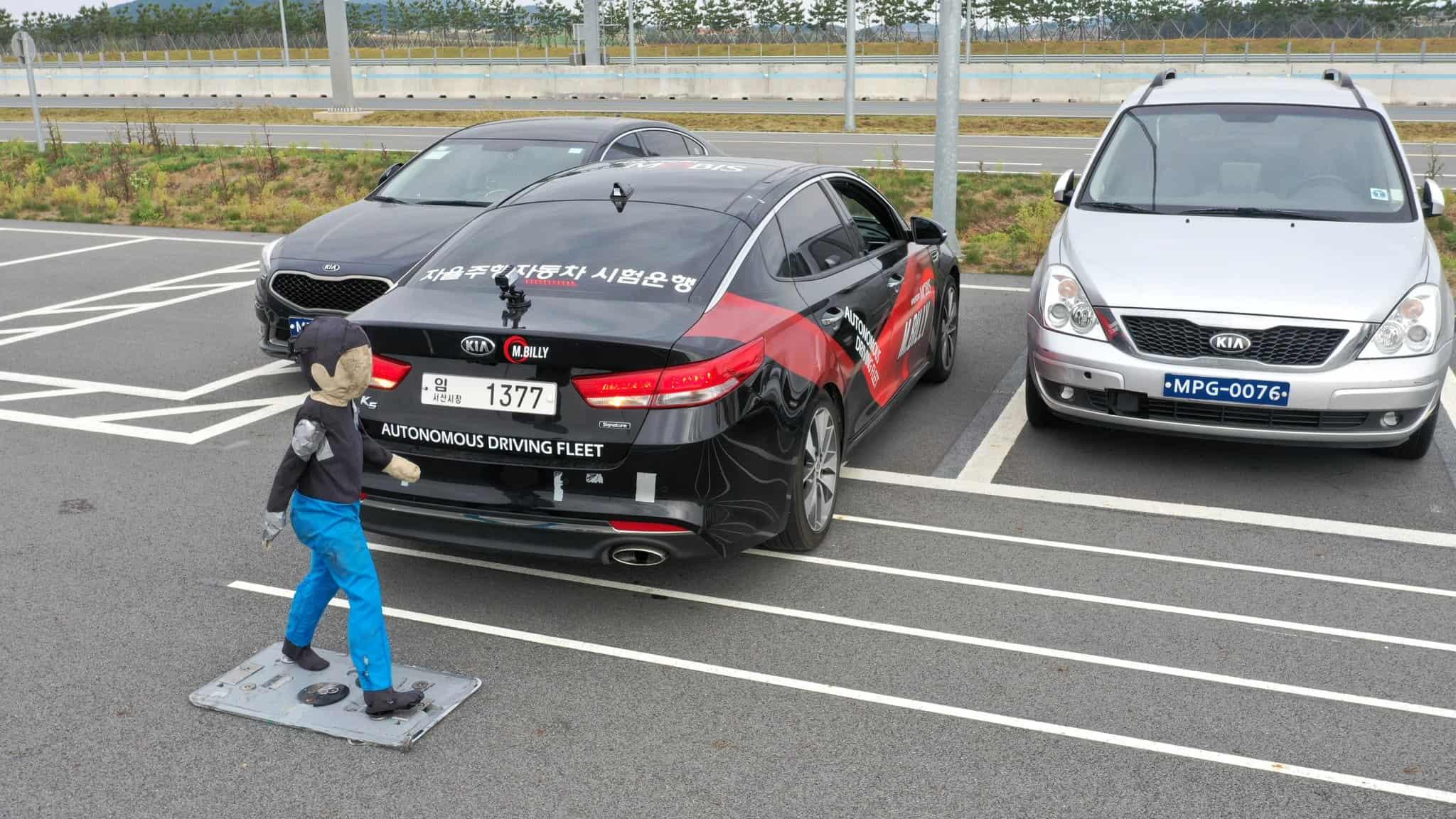 Euro NCAP   AEB Pedestrian